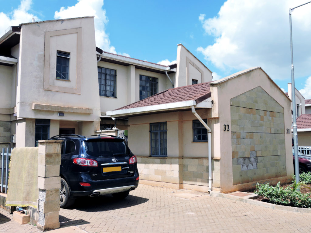 3 bedroom sahara ridge maisonette off exit 13 thika super highway ruiru for sale abacus - Houses with bedroom exit to the backyard ...